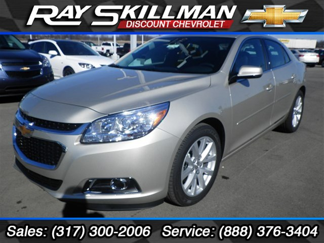New Chevrolet Malibu 3LT