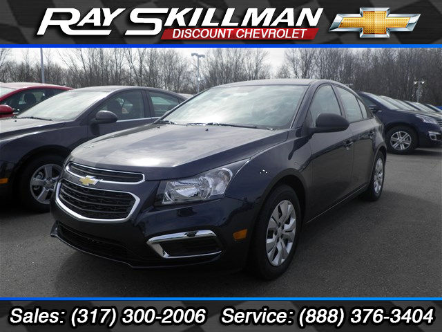 New Chevrolet Cruze LS Manual