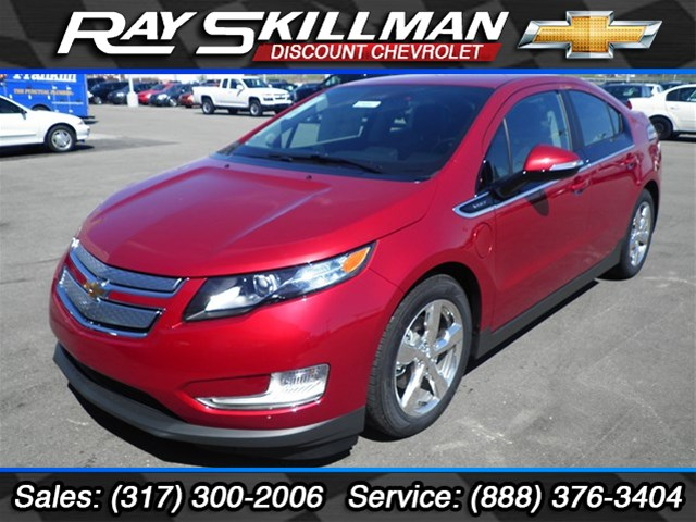 New Chevrolet Volt 4DR SEDAN