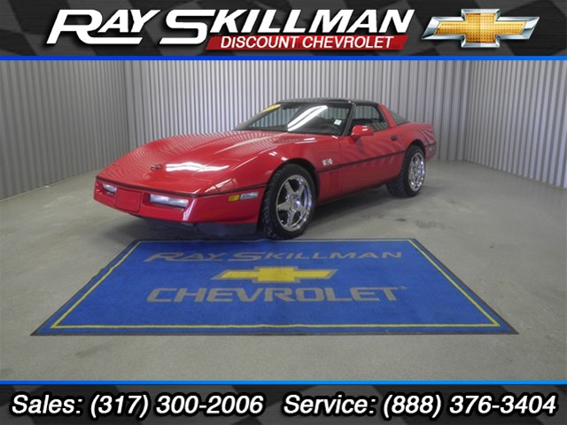 Used Chevrolet Corvette CORVETTE