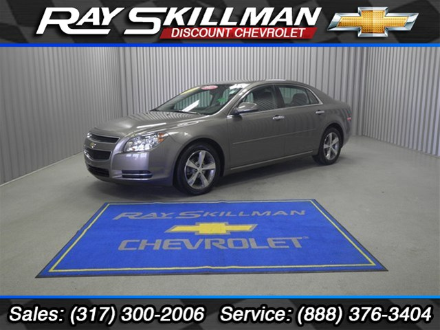Used Chevrolet Malibu 1LT