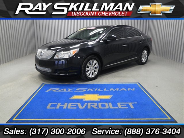 Used Buick LaCrosse Convenience Group