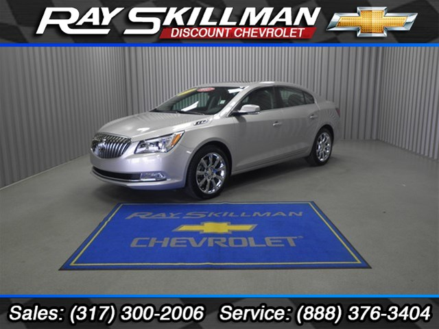 Used Buick LaCrosse Premium I Group