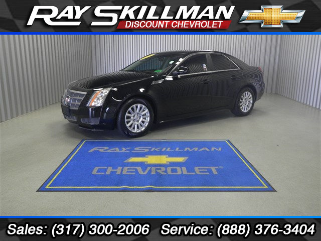 Used Cadillac CTS 4DR SDN 3.0L