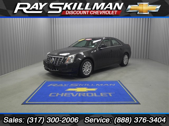 Used Cadillac CTS Luxury