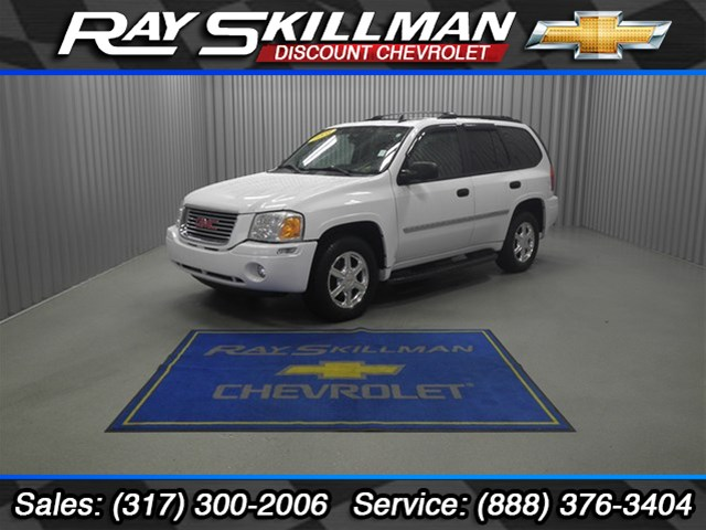 Used GMC Envoy SLE FLEET
