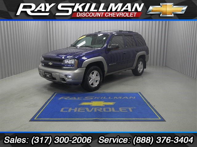 Used Chevrolet TrailBlazer LTZ