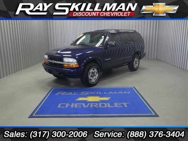 Used Chevrolet Blazer LS