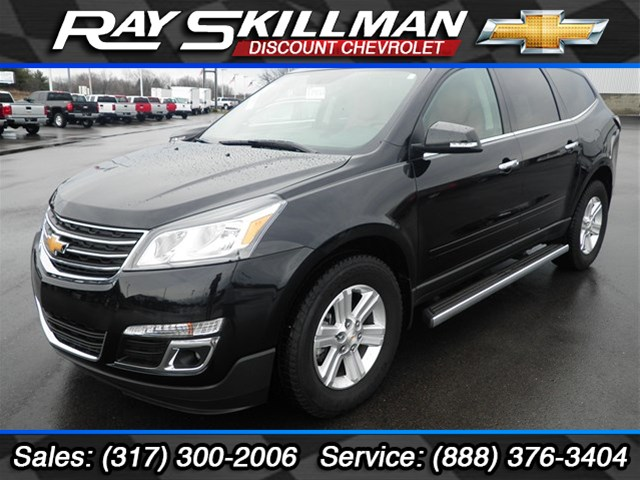 New Chevrolet Traverse 2LT