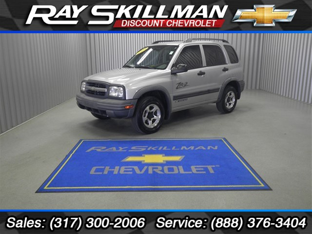 Used Chevrolet Tracker ZR2
