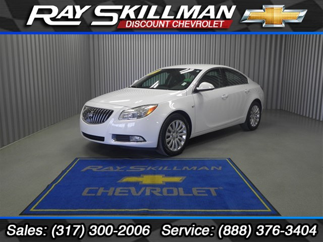 Used Buick Regal CXL RL1