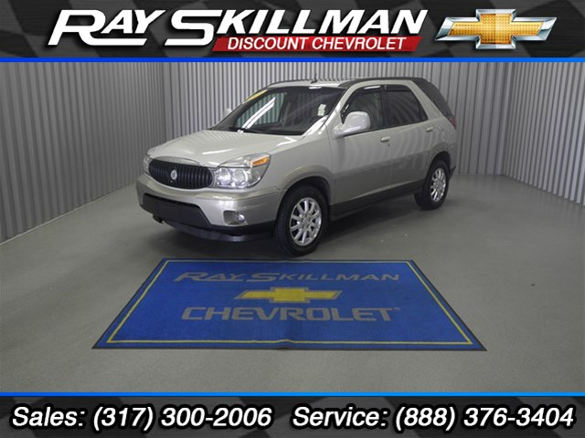 Used Buick Rendezvous 4DR FWD