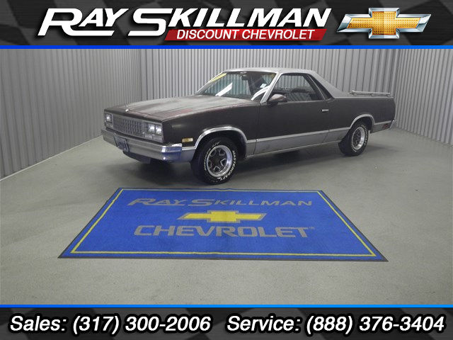 Used Chevrolet El Camino