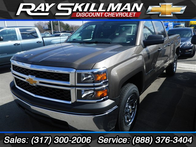 New Chevrolet Silverado 1500 Work Truck 2WT
