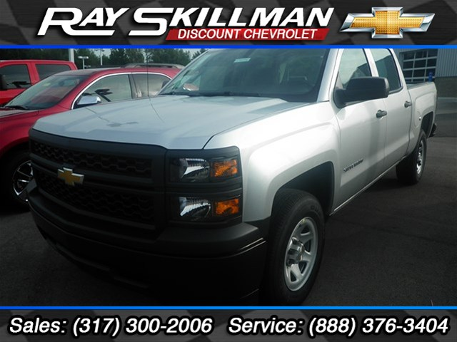 New Chevrolet Silverado 1500 Work Truck 1WT