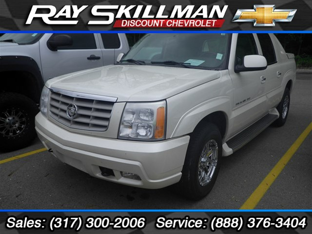 Used Cadillac Escalade EXT 4DR SUV