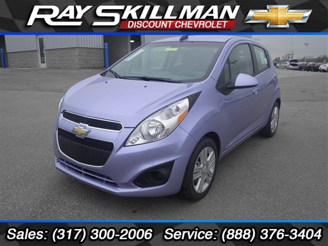 New Chevrolet Spark LS Manual
