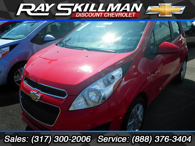 New Chevrolet Spark 1LT Auto
