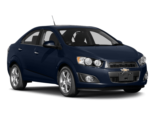 New Chevrolet Sonic LT Auto