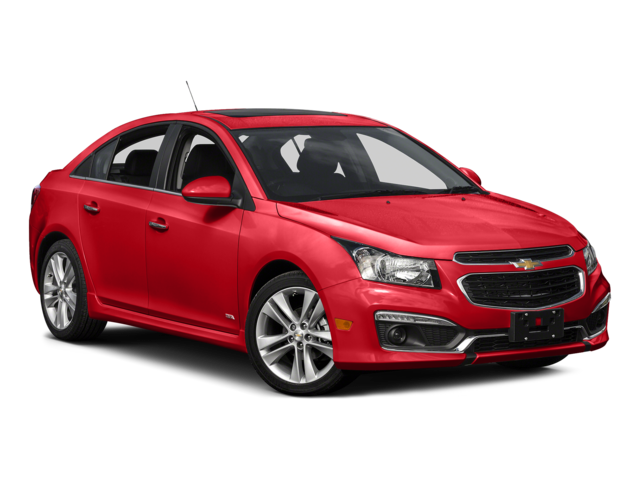 New Chevrolet Cruze Limited LS Auto